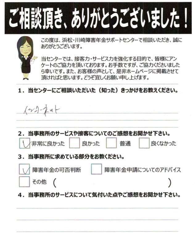 2.川崎50代男性 心臓機能障害
