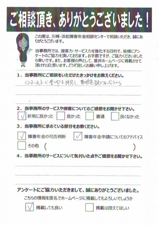 横浜市 男性 50代 腎不全