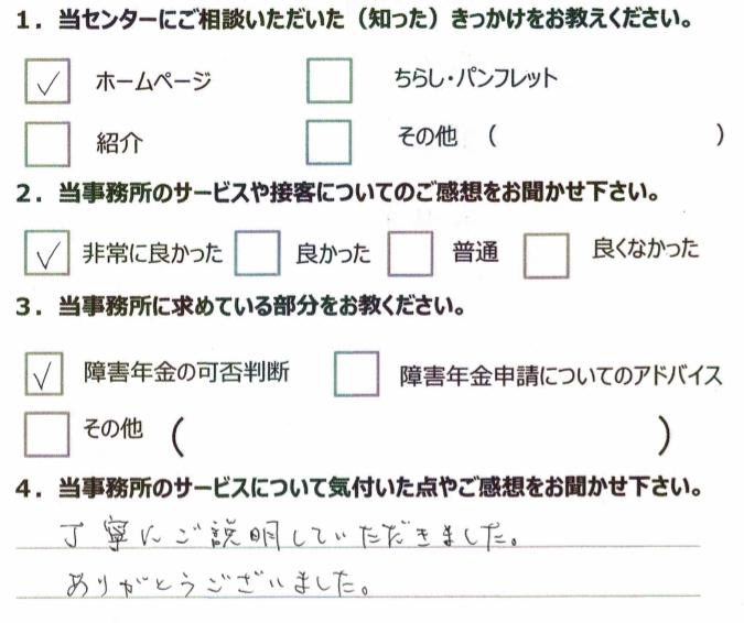 60代 男性 札幌 クローン病 中央区