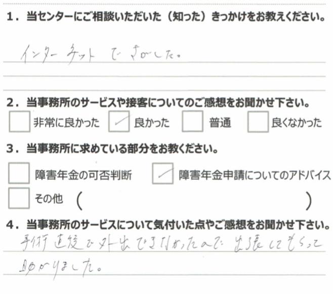 1年6月 痛風腎(50代女性)内山弓子